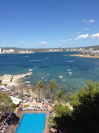Fiesta Hotel Milord : Vue de la chambre