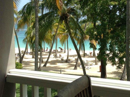 Club Med La Caravelle: La plage paradisiaque