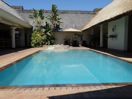 Ilala Lodge: Hotel Pool