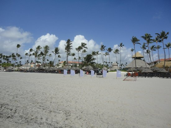 Now Larimar Punta Cana: Пляж