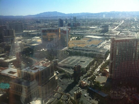 The Palazzo Resort Hotel Casino: View From Room