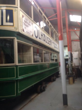 National Transport Museum: Dublin city tram