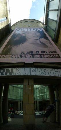 Schirn Kunsthalle: Entrance