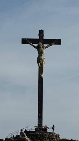 Monte Calvario: Cristo