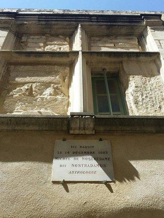 Casa Natale Di Nostradamus : That is it !