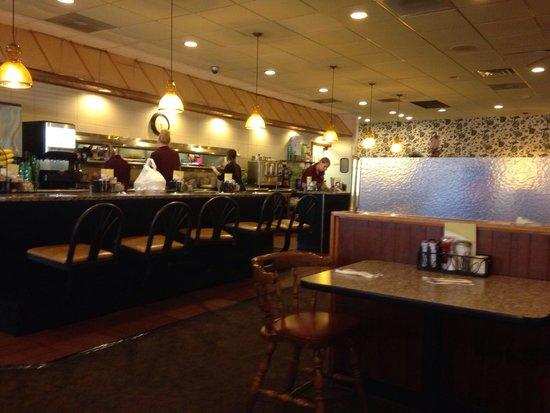 Middle Diner Dining Room