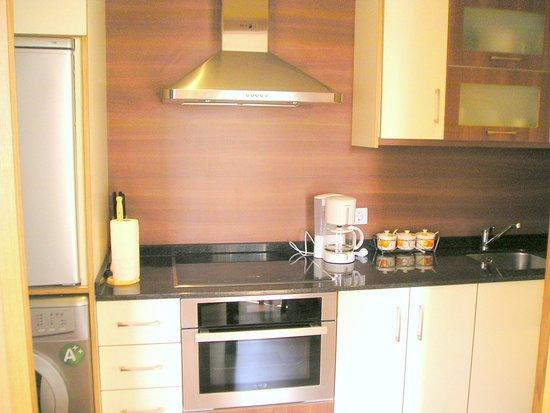 Apartments Casa de la Inmaculada: cocina