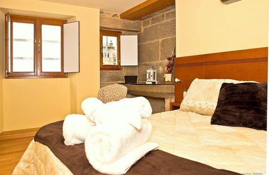 Apartments Casa de la Inmaculada: dormitorio