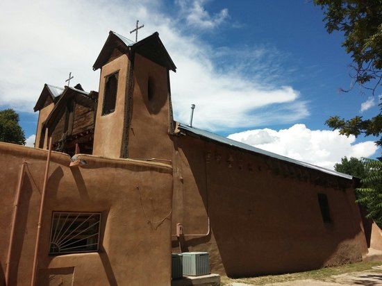 Sanctuario de Chimayo: El Sanctuario