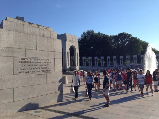 National World War II Memorial : WWII Memorial
