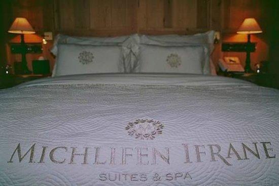 Michlifen Ifrane Suites & Spa: Habitación