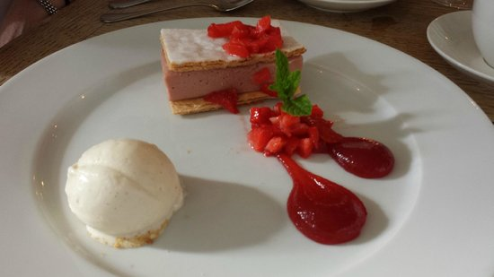 The Thomas Cubitt : Dessert
