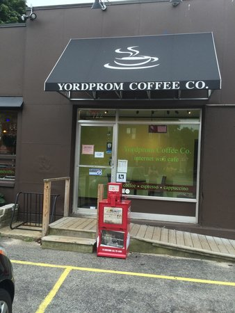 Photo of Cafe Yordprom Coffee Shop at 722 Congress St, Portland, ME 04102, United States
