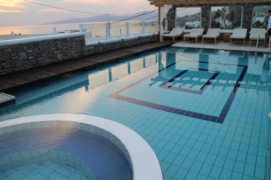 Damianos Hotel : Piscina do Hotel