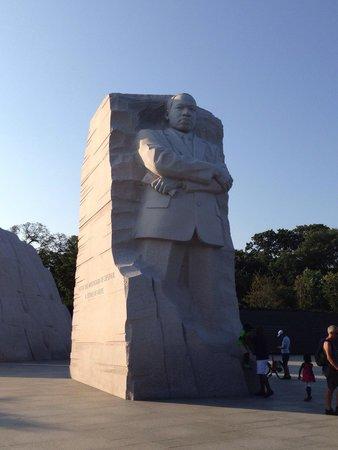 Martin Luther King, Jr. Memorial: MLK Memorial