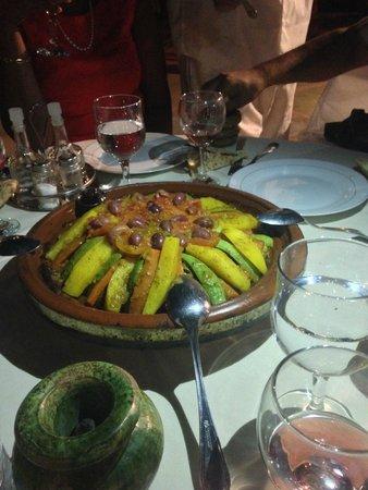 Dar Alfourssane: Tangine