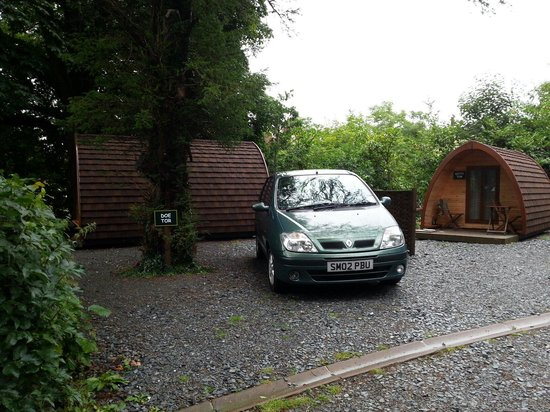 Langstone Manor Holiday Park & Cottages: Our home for the weekend