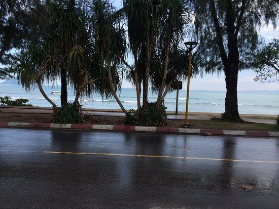 Ao Nang Beach Resort: view from restaurant