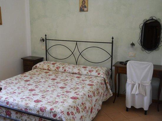 Convento di Santa Croce: camera
