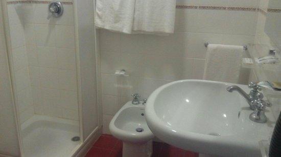 Hotel Il Sole: Il bagno