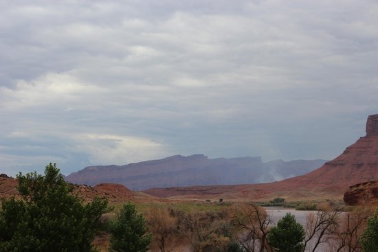 Red Cliffs Lodge : View