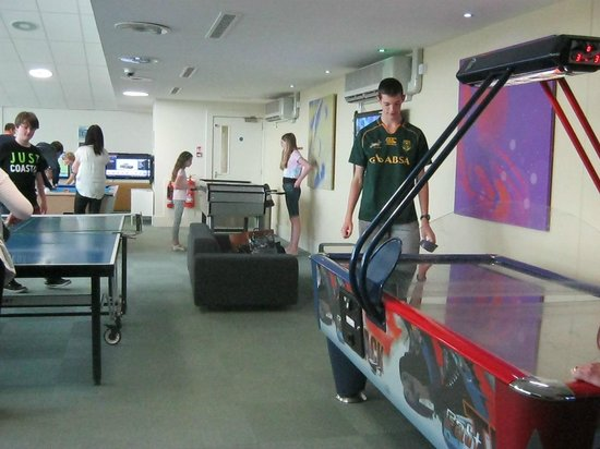 Crieff Hydro Hotel and Resort: sports area
