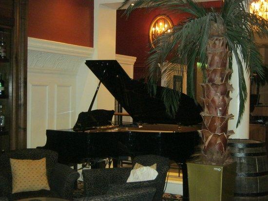 Crieff Hydro Hotel and Resort: Grand piano