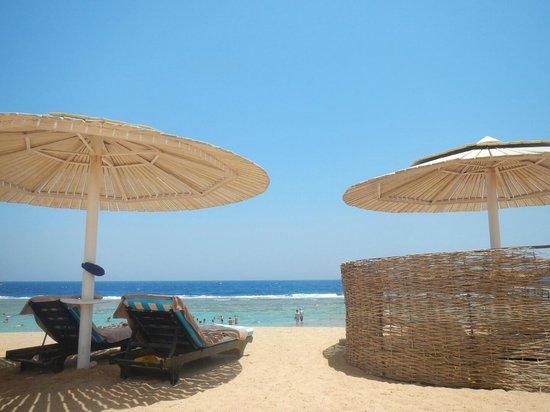 Resta Reef Resort: beach