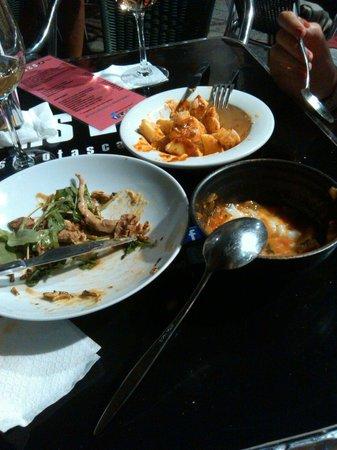 Tapas 2.0: Varios platos