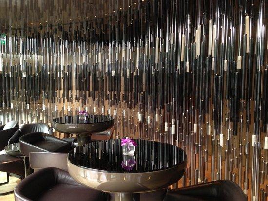 Mandarin Oriental, Paris : The lounge is stunning