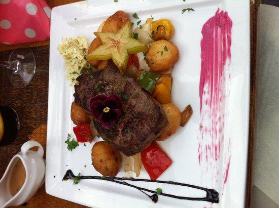 Restaurant Diferent: mouthwatering steak