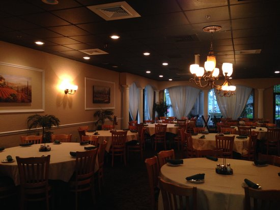 Da Vinci Italian Restaurant Family Room For Dining Or Private Parties Up To 120 People