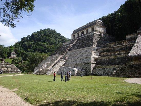 Palenque ruinas: PALENQUE