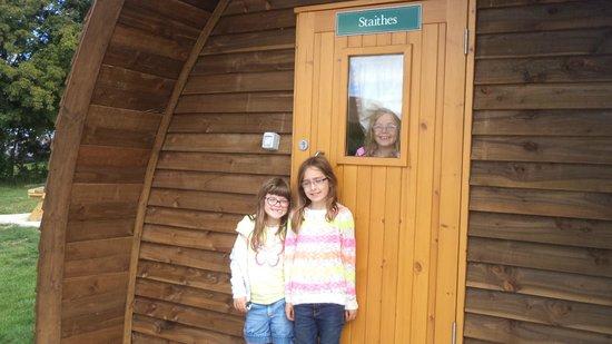 Humble Bee Farm: Wigwam