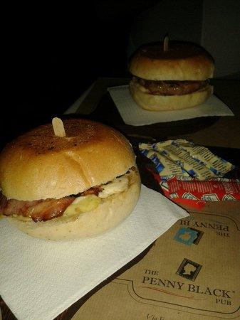 Penny Black Waterfront: mr bacon e oxford!!!