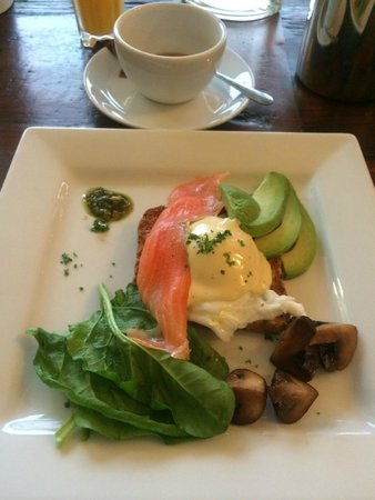 Queenstown House Boutique Bed & Breakfast & Apartments: Delicious Breakfast