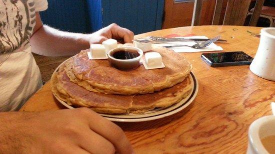 Absolute Bakery & Cafe : Pancake...