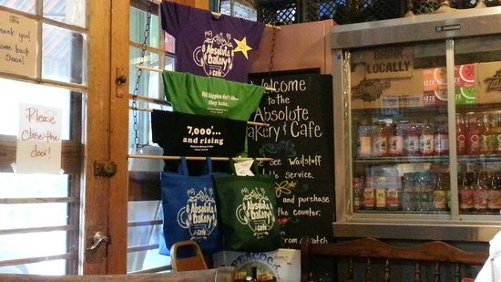 Absolute Bakery & Cafe : T-shirt