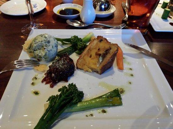 Macdonald Aviemore Hotel at Macdonald Aviemore Resort : Aspects restaurant
