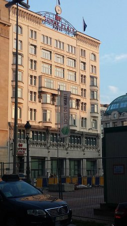 Crowne Plaza Hotel Brussels - Le Palace : hotel