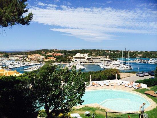 Hotel Luci di La Muntagna: View