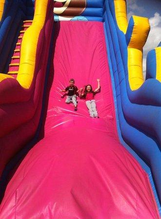Golden Sands Holiday Park - Haven: again, overpriced for 5mins.