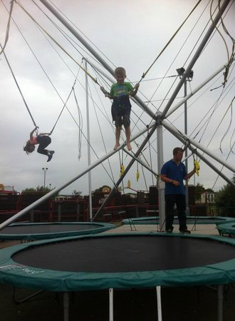 Golden Sands Holiday Park - Haven: Fun for the kids.