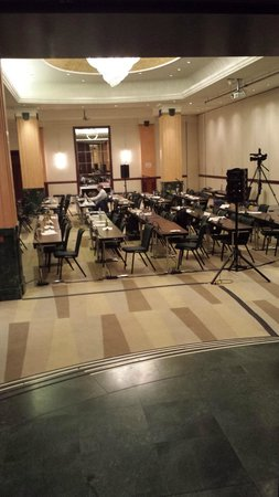Crowne Plaza Hotel Brussels - Le Palace: ballroom