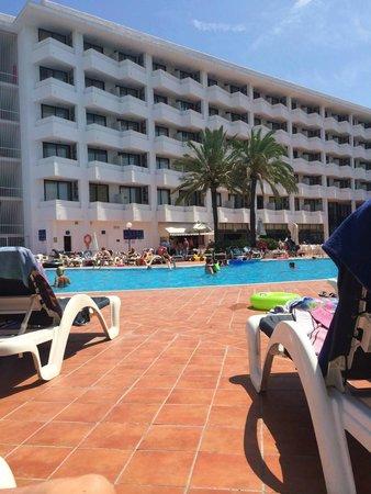 AluaSoul Alcudia Bay: Pool