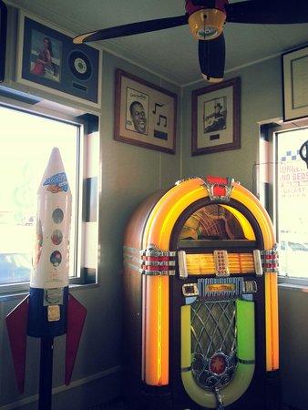 Galaxy Diner: Jukebox