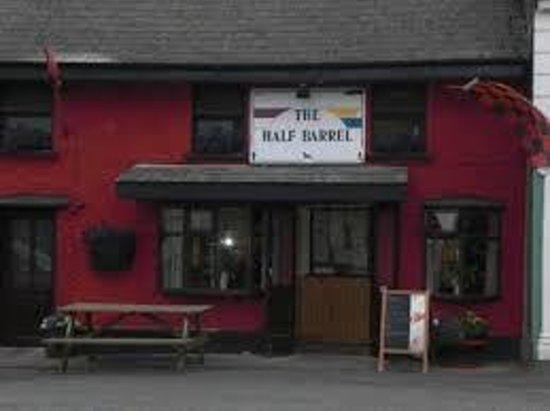 The Half Barrel: The Half Barrel,Whitegate,Co.Clare
