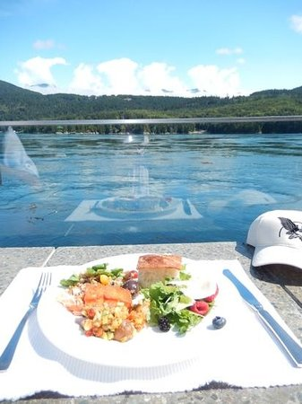 Sonora Resort: Lunch on a sunny day