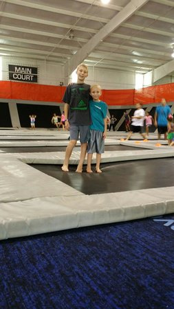 Elevation Trampoline Park Edmond 2020 All You Need To