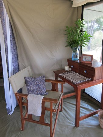 Offbeat Mara Camp: Tent